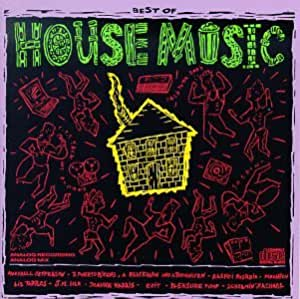 Vol 1 best of house music music for Uk house music