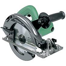 Hitachi C7MFA Sierra ingletadora 1010W Negro, Verde - Sierra circular (6,8 cm, 5500 RPM, 4,6 cm, 86 dB, Sierra ingletadora, Negro, Verde)