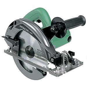 5132SezQAlL. SS300  - Hitachi C7MFA(LA) Sierra ingletadora Negro, Verde 1010 W - Sierra circular (6,8 cm, 5500 RPM, 4,6 cm, 86 dB, Sierra ingletadora, Negro, Verde)