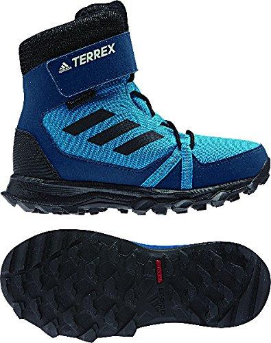 adidas Terrex Snow CF CP CW K Chaussures de Randonnée Hautes Mixte Enfant