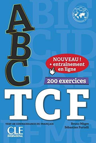 ABC TCF: Livre + CD + Entrainement en ligne por Bruno Megre