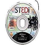 St3Di 946422 - Filamento, color negro