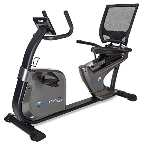 5132VtTrNwL. SS500  - cardiostrong BC50 Recumbent Exercise Bike