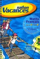 Français-Maths 5ème-4ème
