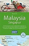 DuMont Reise-Handbuch Reiseführer Malaysia, Singapur: mit Extra-Reisekarte