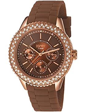 Esprit Damen-Armbanduhr Analog Quarz Edelstahl ES106222008