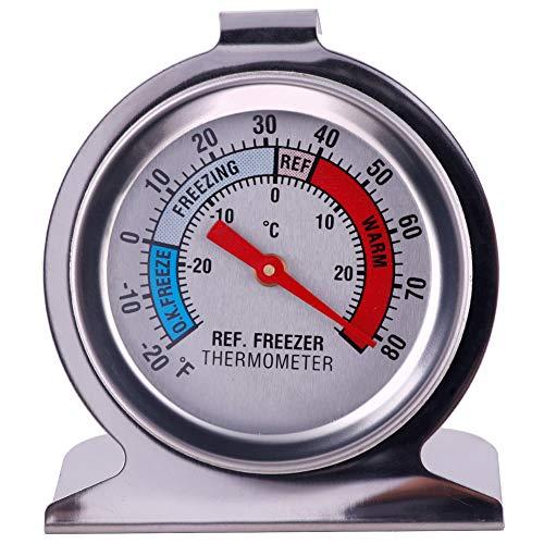 Teabelle - Termómetro frigorífico congelador, Tipo