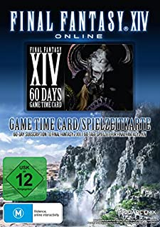 Final Fantasy XIV - A Realm Reborn Pre-Paid Card (B00D1NMOOS) | Amazon price tracker / tracking, Amazon price history charts, Amazon price watches, Amazon price drop alerts