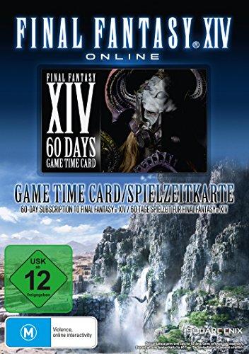 game time card Final Fantasy XIV - A Realm Reborn Pre-Paid Card
