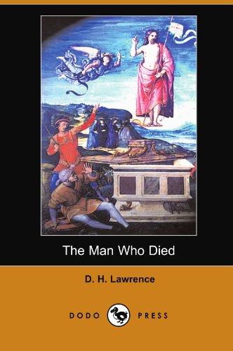 The Man Who Died (Dodo Press)