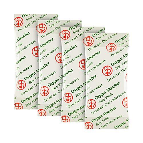 500CC(30-Pack) Sauerstoff Absorber Sauerstoffabsorber für Lebensmittel,Food Grade Oxygen Absorber for Food Strorage.