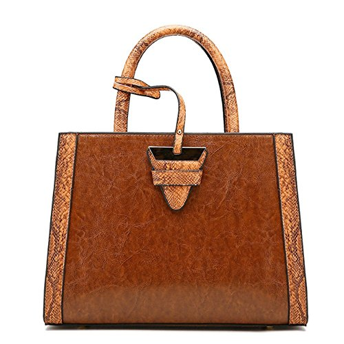 Eysee , Damen Tote-Tasche Braun