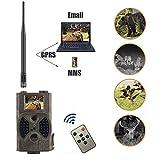 zhengyao - Cámara de Caza HD HC-350M para cámara de Fotos, visión Nocturna, cámara de Caza por Infrarrojos