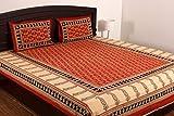 Sheetkart Hand Block - Fiesta Cotton Double Bedsheet - Best Reviews Guide