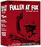 Fuller at Fox, Five Films 1951-1957 (Fixed Bayonets!, Pickup on South Street, Hell and High Water, House of Bamboo, Forty Guns) (Masters of Cinema) Limited Edition Blu-ray Boxed Set