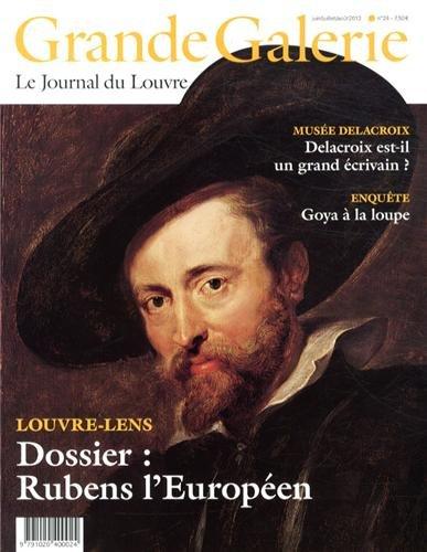 Grande Galerie, N° 24, Juin-juillet- : Rubens l'Européen par Jean-Luc Martinez