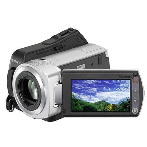 Sony DCR-SR35 Camcorder (Festplatte, 30GB, 40-fach opt. Zoom, 6,9 cm (2,7 Zoll) Display, Bildstabilisator)