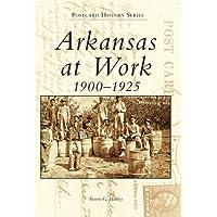 Arkansas at Work - Arkansas Postcard