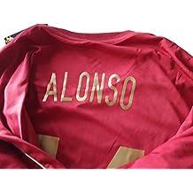 Camiseta F. ALONSO R. Mundial Selección Española Original RFEF (XXL)
