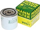Mann Filter W 916/1 Filtro de Aceite