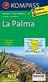 La Palma: Wanderkarte mit Aktiv Guide, Stadtplänen und Radrouten. GPS-genau. 1:50000 (KOMPASS-Wanderkarten, Band 232) -