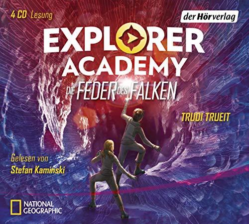 Explorer Academy 2: Die Feder des Falken (Explorer Academy - Die Reihe, Band 2)
