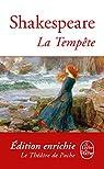 La Tempête par Shakespeare