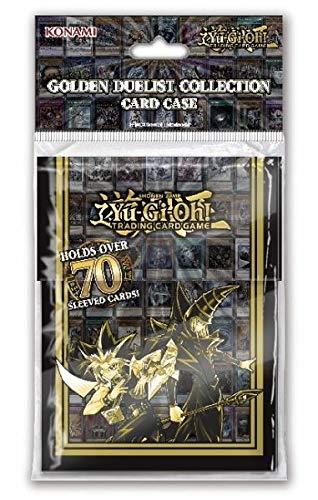 Yu-Gi-Oh! KONGDCC Golden Duelist Kartenetui, Mehrfarbig - Spiel-capture-karte