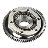 B Blesiya 1 Stück Starter Anlasserkupplungslager-Baugruppe für 500ccm Motor mit Motorbremse