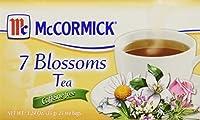 Mccormick 7 Blossoms Tea Caffeine Free (1.24 Oz.)