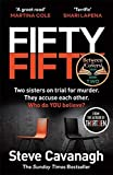 Fifty-Fifty: The Number One Ebook Bestseller, Sunday Times Bestseller and Richard and Judy Bookclub pick