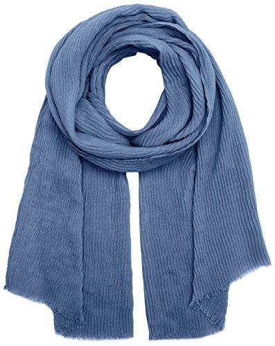 PIECES Damen Schal Pcnabia Long Scarf, Blau (Bering Sea Bering Sea), One Size