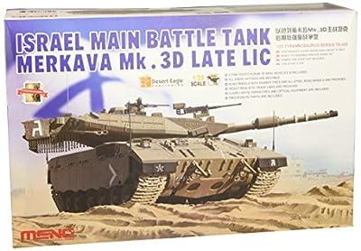 Meng TS-025 - Modellbausatz Israel Main Battle Tank Merkava Mk.3D Late Lic von Meng (MENG8)