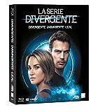 Pack Saga Divergente Blu-Ray [Blu-ray]