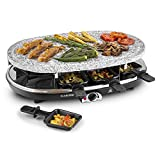 Klarstein All-U-Can-Grill Raclette Tischgrill
