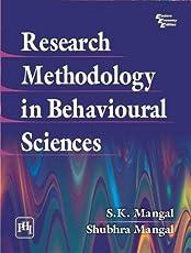 Research Methodology in Behavioural Sciences
