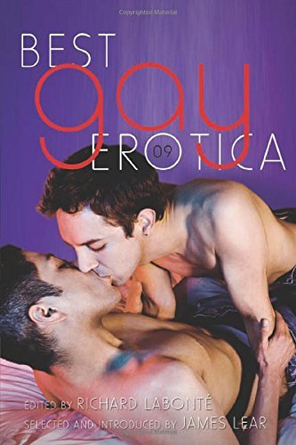 Best Gay Erotica 2009 by Edited by Richard Labonté (4-Dec-2008) Paperback