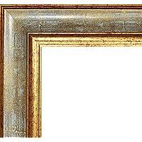Marco Charleston 50 x 40 cm madera maciza, marci pomposo de alta calidad 40 x