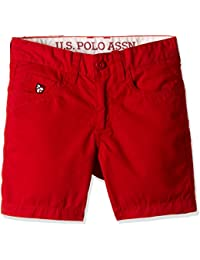 US Polo Association Boys' Shorts