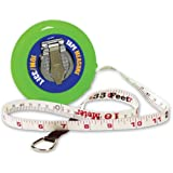 Learning Resources Tape Measure -10M/33ft