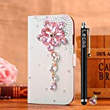 Locaa(TM) For Huawei Honor 5X 3D Bling Case + Griffel +