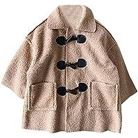 cinnamou Winter Kleinkind Baby Kinder Mädchen Warme Winddichte Mantel Dicke Jacke Kleidung Wollmantel
