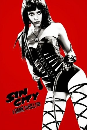 SIN CITY : DAME TO KILL FOR – US Imported Movie Wall Poster Print - 30CM X 43CM Brand New (Dvd Dame Kill City To Für Sin)