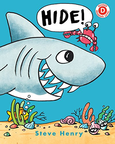 Hide! (I Like to Read)
