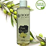 Cold Pressed Extra Virgin Olive Carrier oil, For hair and skin, Massage, Nail
