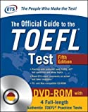 The official guide to TOEFL test. Con DVD-ROM (Official Guide to the Toefl Test)
