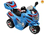 Baybee proudly presents its Baybee Samurai FX Battery Operated Sports Bike which can be operated manually with an electronic foot accelerator, which also functions as a brake when the foot is off the accelerator pedal. Baybee Samurai FX Battery Opera...