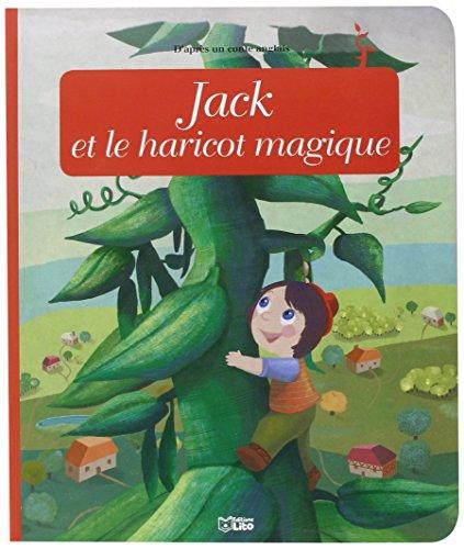 Minicontes classiques : Jack et le haricot magique par Anne Royer