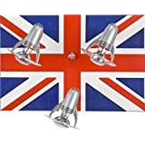 LONDON-FLAG III Lustres Lustre Lampes suspendues Lampes de Plafond