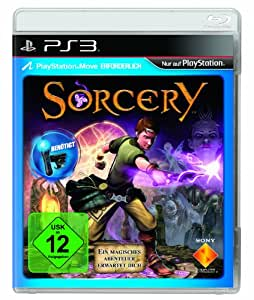 Sorcery (Move erforderlich) - [PlayStation 3]